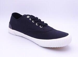Blink Black Plimsolls Shoes UK 8 EU 42