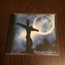 "Madd Hunter ""Silence of the Lamb"" CD oop Power Metal Jag Panzer Steel Assassin"