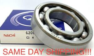 6208 ZZ C3 NSK Deep Groove Bearing 40 x 80 x 18mm SAME DAY SHIPPING !!!