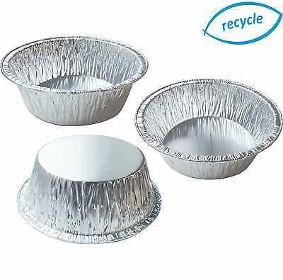 """50 x 6¾/"""" Foil Plates"""
