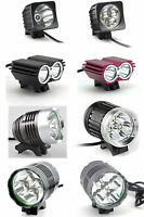 CREE XML XM-L T6 LED Bicycle Bike Light Lamp Headlight Headlamp Torch Flashlight