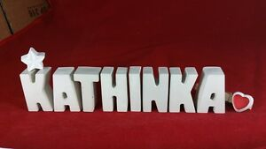 Beton-Steinguss-Buchstaben-3D-Deko-Namen-KATHINKA-als-Geschenk-verpackt