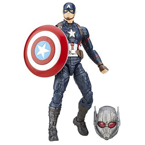 Marvel hp legends serie captain america abbildung