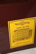 Magnuson Models Victoria Falls Hotel Kit #439-505   **New Old Stock** HO Scale