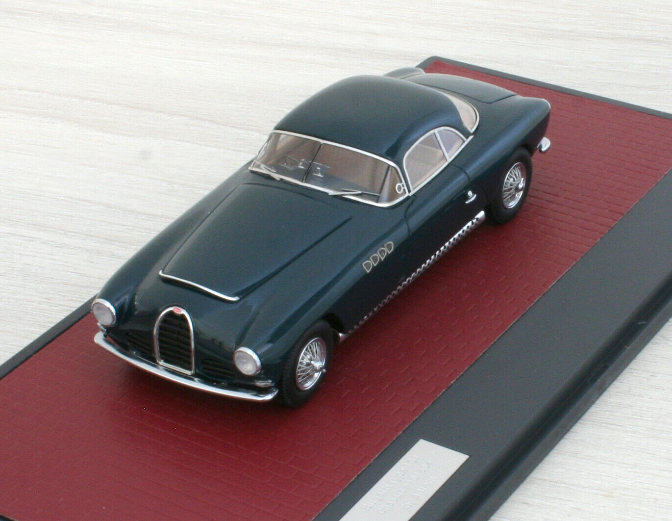 BUGATTI Type 101 - Coupé Antem - MATRIX MX50205-022 - 1 43