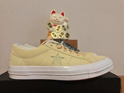 Converse x Footpatrol One Star X vanilla custard neu Herren 7 Damen 9 158895c | eBay