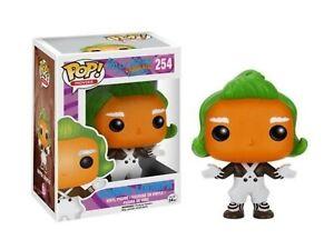 Willy Wonka et la chocolaterie - Oompa Loompa Funko Pop!   254