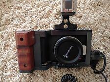 Blackmagic Design Pocket Cinema Camera Camcorder -  Black