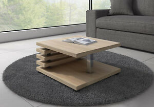 Coffee-Table-living-room-Oslo-60-x-60-cm-Sonoma-Light-Oak