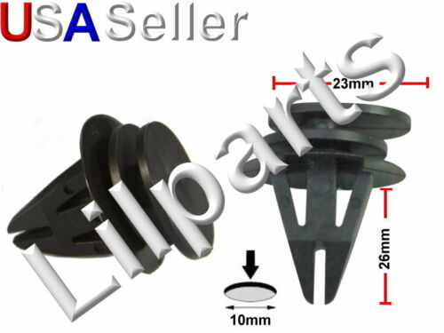 Replace BMW Mini Cooper Page Shock Absorber Mounting Clip 7131480419 07131480419