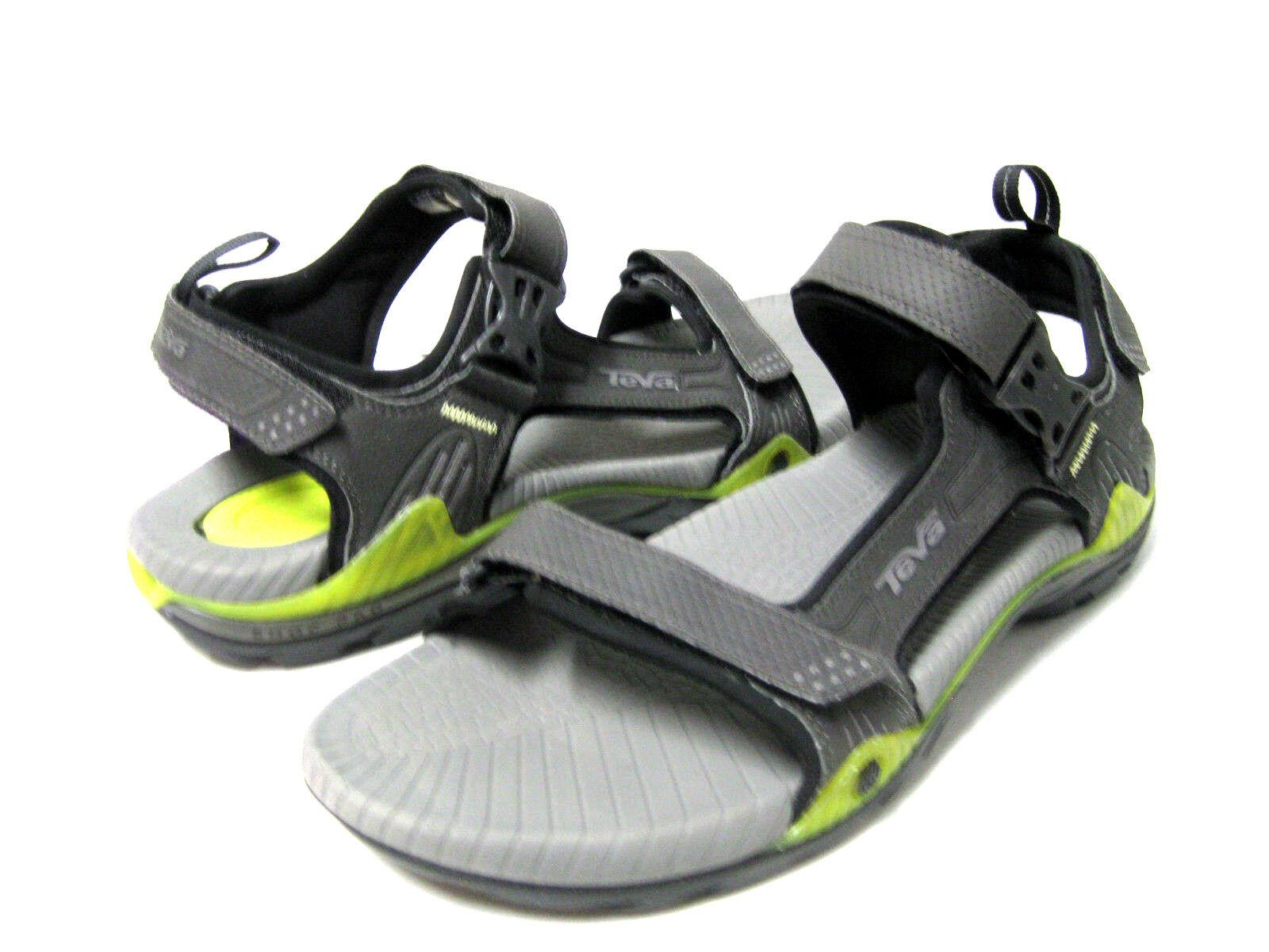 factory authentic bebd8 9a459 Teva Holliway Holliway Holliway Men Sport Sandals Dark Grey US 12  UK11    EU45.5 b4aa50