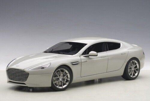 Aston Martin Rapide s`15 Fox argent 1 18 AUTOart