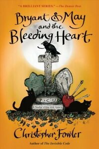 Bryant-amp-May-and-the-Bleeding-Heart-Hardcover-by-Fowler-Christopher-Brand