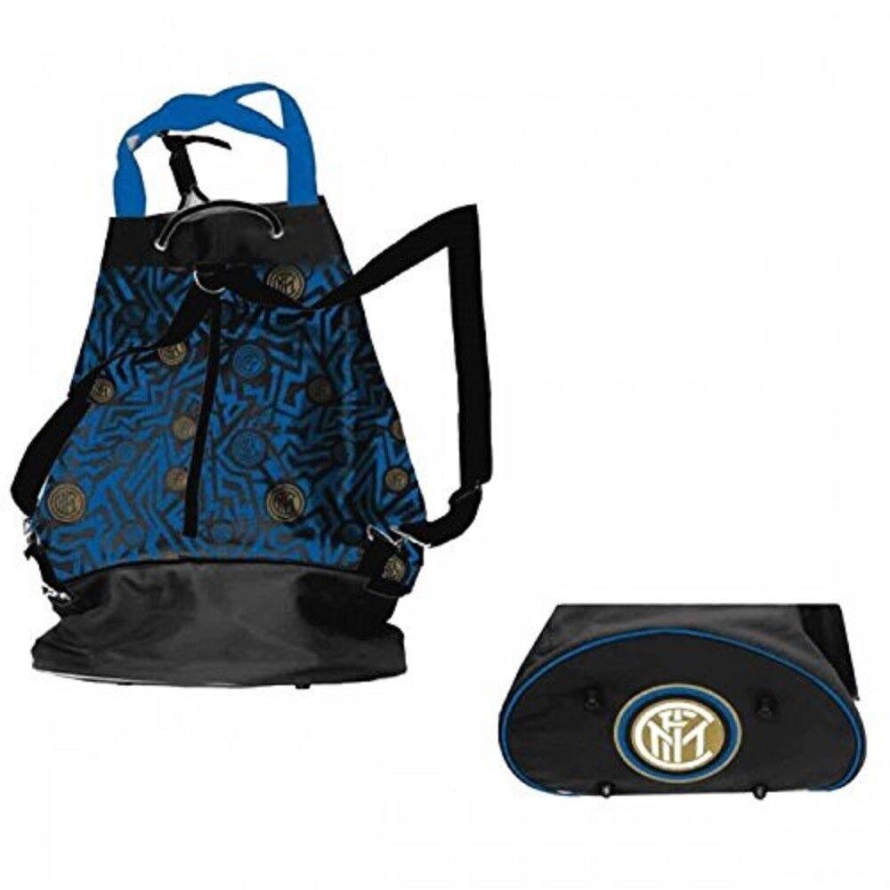 Inter Sacca Sportiva Sportiva Sportiva Palestra F.C. Internazionale PS 08383 Borse Calcio c3f055