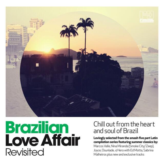 V/A - Brazilian Love Affair Revisited