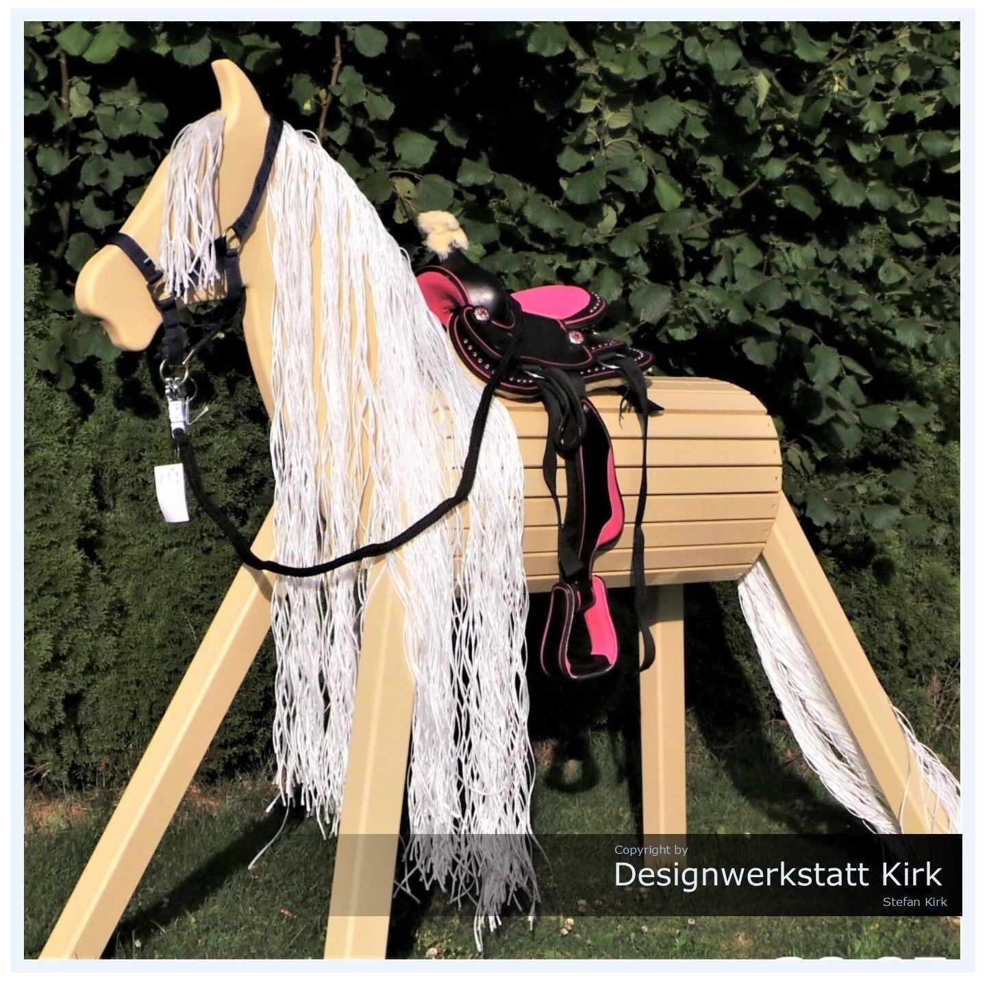 Holzpferd Spirit - frei konfigurierbar von 90cm bis 130cm