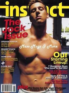instinct gay magazine