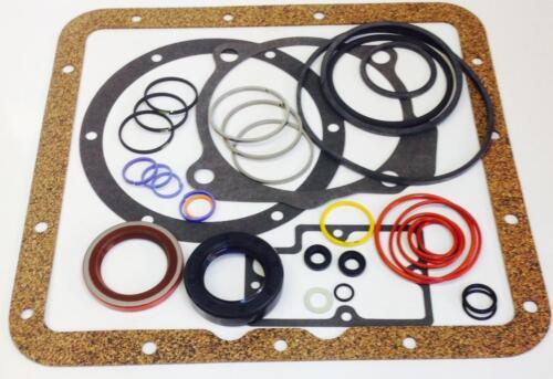 Borg Warner 35 3 Speed Automatic Transmission Gasket /& Seal Rebuild Kit