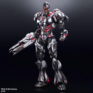Personaggio-Play-Arti-Kai-Cyborg-DC-Comics-Variante-Square-Enix