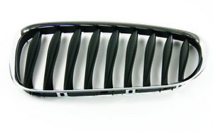 BMW Z4 E85 Front Radiator Grille Left 51137051957 7051957 NEW GENUINE 2007