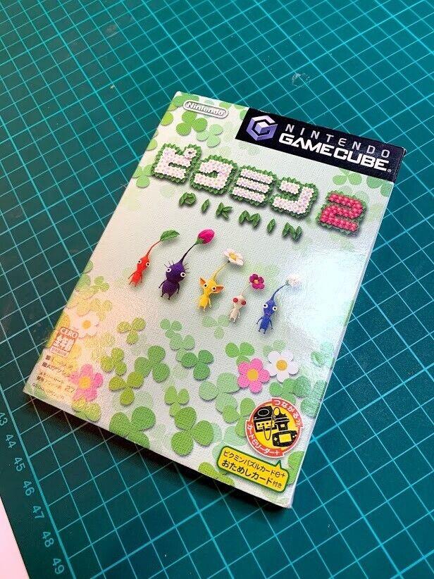 Japansk Pikmin 2, Gamecube, action