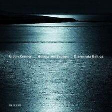 "GIDON KREMER ""HYMNS AND PRAYERS"" CD NEU"