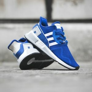 9532257d4b17f NEW Adidas EQT Cushion ADV Mens Sz 7 Running Shoes Royal Blue Cloud ...
