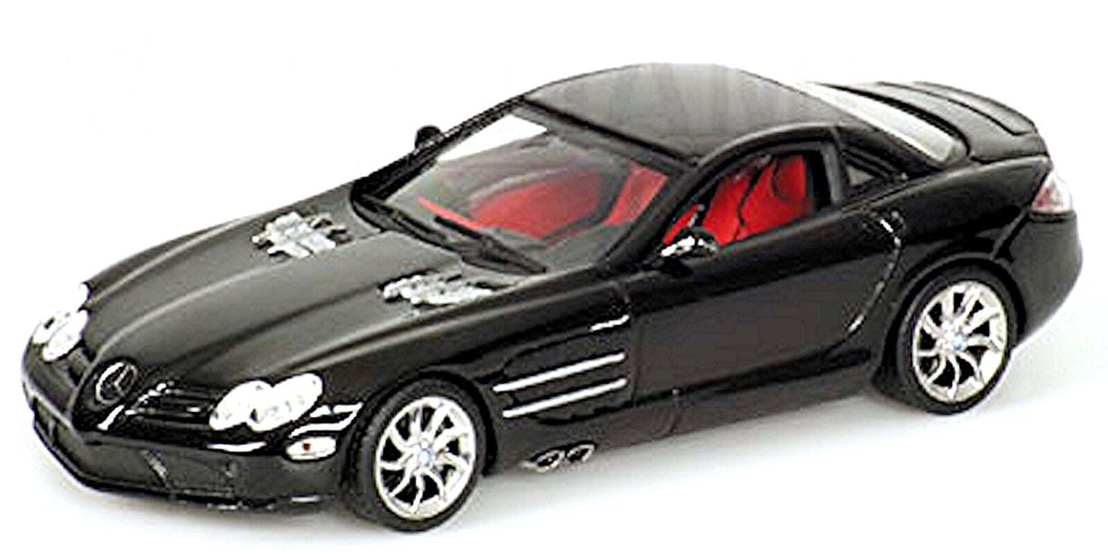 tienda de ventas outlet Mercedes Benz SLR Mclaren 2004-09 2004-09 2004-09 Negro Negro 1 43  en promociones de estadios