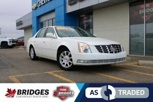 2008 Cadillac DTS DTS**Front and Rear Heated Seats   Heated Steering   Extra Set of Tires  AS TRADED SPECIAL**