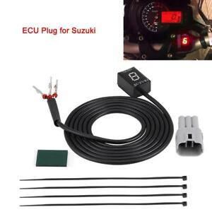 6-Speed-Gear-Display-Red-Indicator-for-Suzuki-RM-Z250-Z245-DL650-DL1000-GSF650