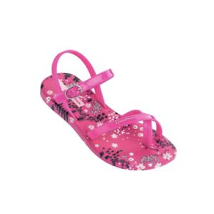 Kids Childrens Ipanema Greta IX Kids Pink Sandal Flip Flop