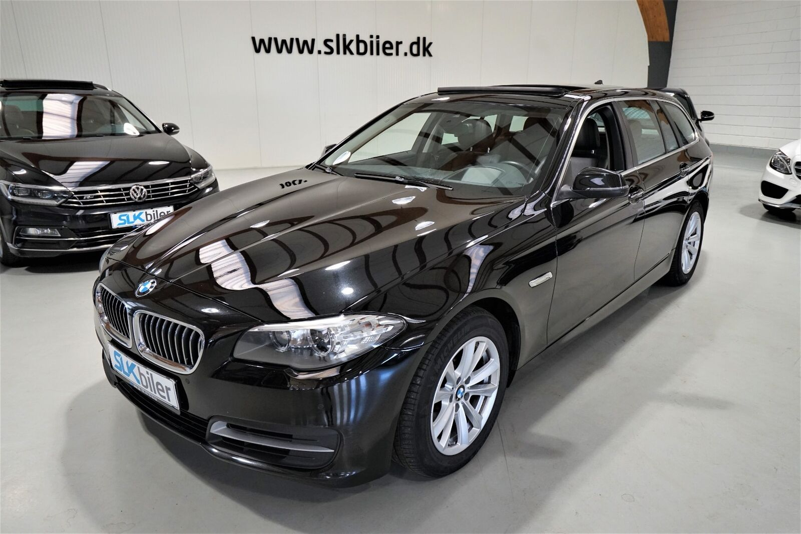 BMW 520d 2,0 Touring aut. 5d - 338.800 kr.