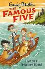 Five On A Treasure Island: Book 1 by Enid Blyton (Paperback, 2017)