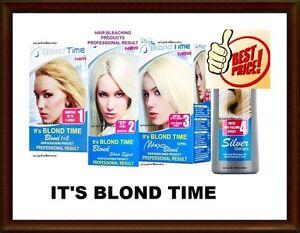 new best price hair bleaching lightening kit blond supra