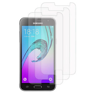 Lot-Pack-Films-Protecteurs-Protection-d-039-ecran-Samsung-Galaxy-J3-2016-J320F