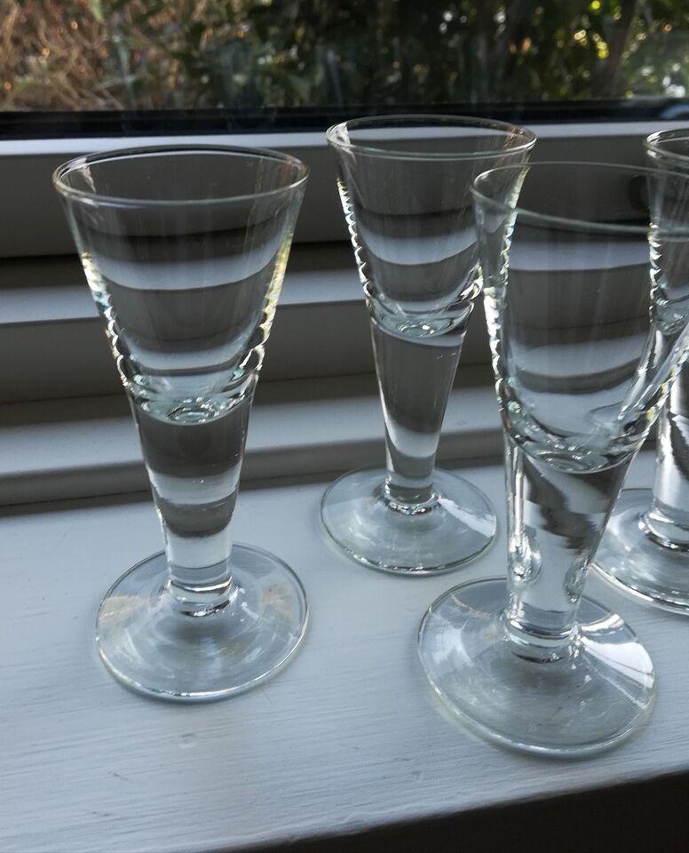 Glas, Snapseglas