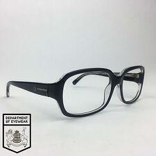 CALVIN KLEIN eyeglass BLACK frame SQUARE Authentic. MOD: CK4118S