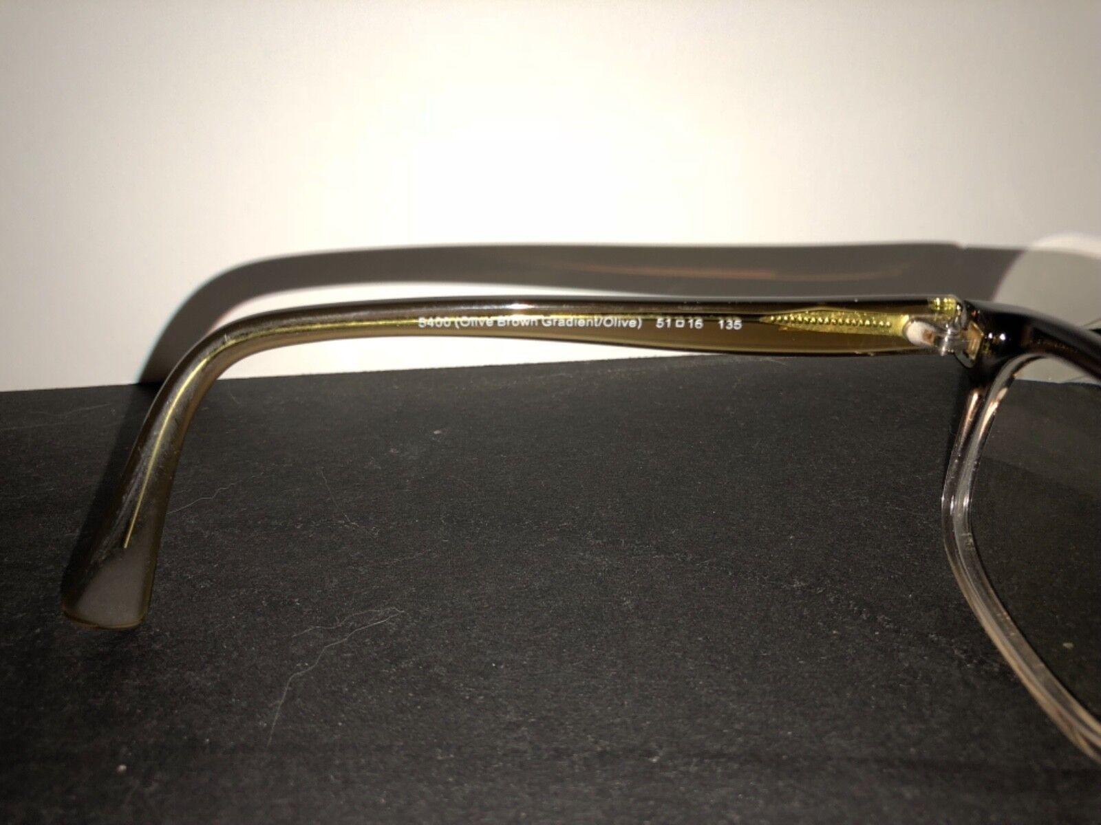 725326dea2 Coach Eyeglasses Hc6089 5400 Olive Brown Gradient olive 51mm for sale  online