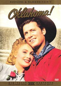 Oklahoma-DVD-1999-DVD-NUOVO