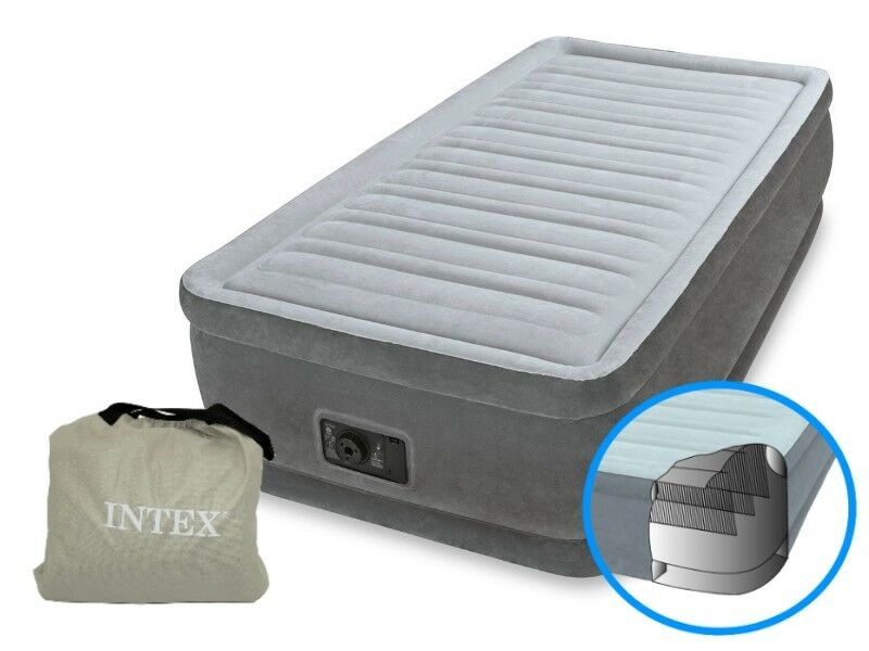 Intex Comfort-Plush Twin 230 V Art. 64412