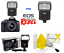 WIRELESS-FLASH-REMOTE-FOR-CANON-EOS-REBEL-SL1-Sl2-SL3-T5I-T3I-XTI-XSI-70D-80D thumbnail 1