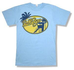 beach boys surf s up light blue t shirt small new official band