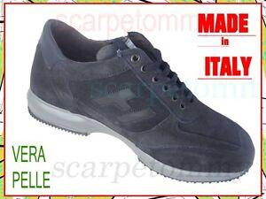 Caricamento dell immagine in corso SCARPE-UOMO-vera-pelle-stringate- classiche-sportive-39- 62383b4c553