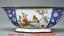 miniature 3 - 6-2-034-Qianlong-Marque-Vieux-Chinois-Cloisonne-Email-Fleur-Oiseaux-Peche-Pot-Jar