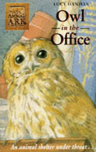 Animal-Ark-9-Owl-in-the-Office-Daniels-Lucy-Very-Good-Book