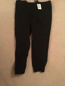 bottoni Nation Taglia da uomo jeans di 38 un da uomo con Parish paio neri c64q86A7Bw