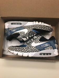 new arrival 59f38 030fc Image is loading Nike-Air-Max-90-Hufquake-sz-12-Supreme-
