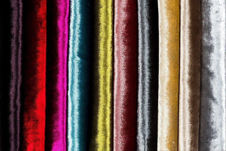 McAlister textiles Brillante Terciopelo Suave Manta lanza Colcha Runner, 11 Colors
