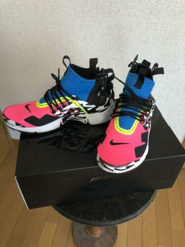 AUTH Nike Air Acronym Men 10Us _12797