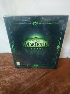 World Of Warcraft Legion Collectors Edition - Brand New Factory Sealed English